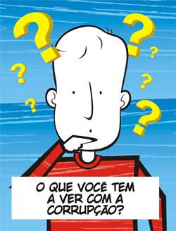 CARTILHA CONTRA CORRUPÇAO