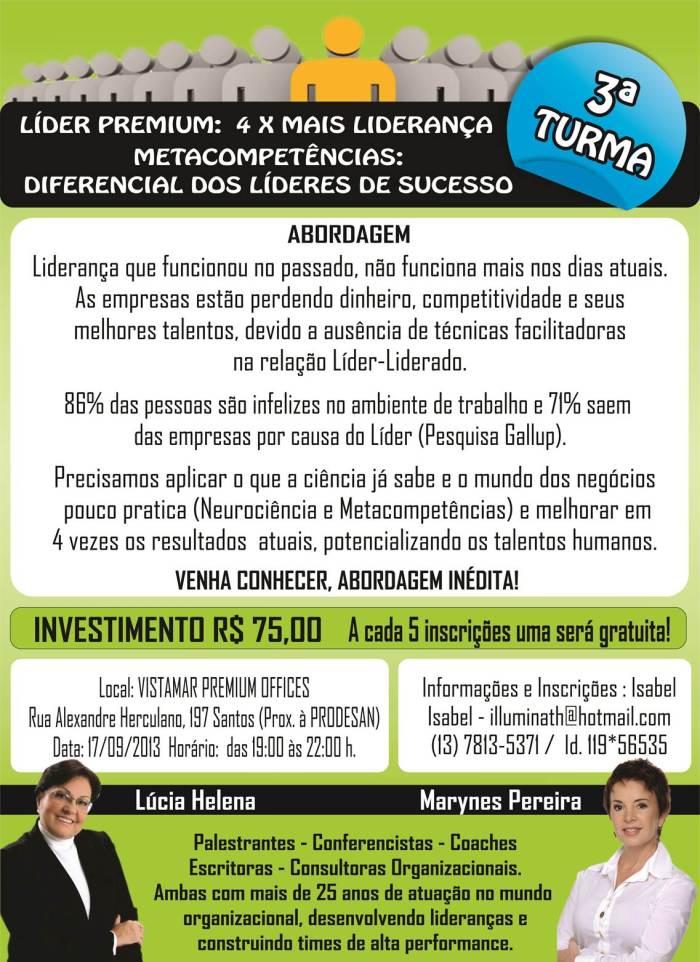 Lider Premium Santos