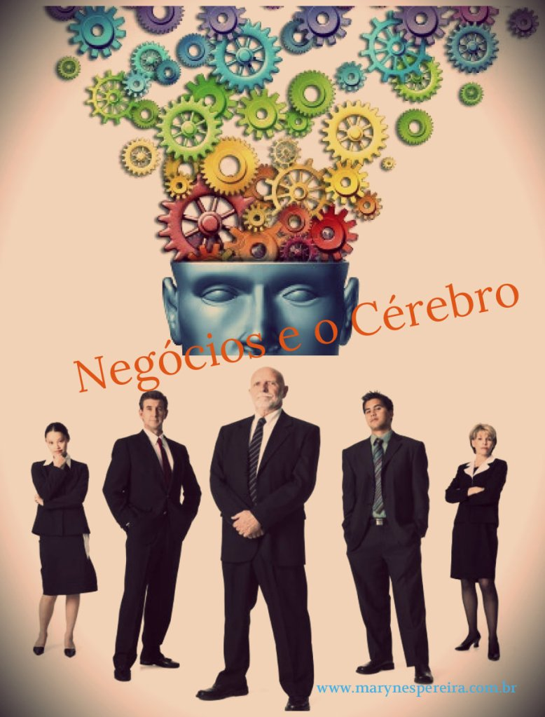 negócios e o cérebro