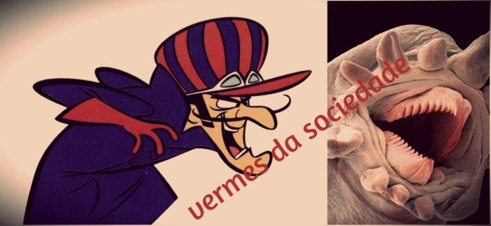 vermes sociedade