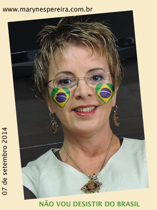 marynes nao desisto do brasil
