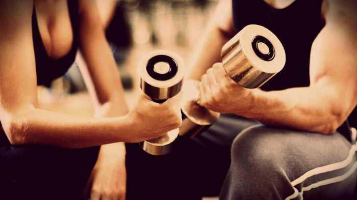 treinar juntos
